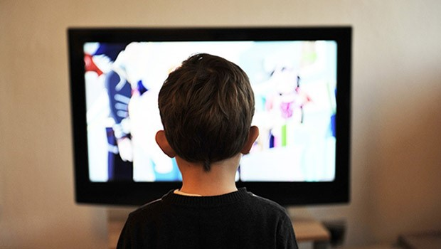 une tv