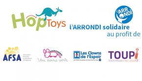 arrondi solidaire hop'toys
