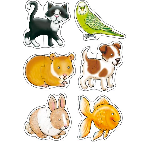 PUZZLE-ANIMAUX-FAMILIERS-2-PIECES