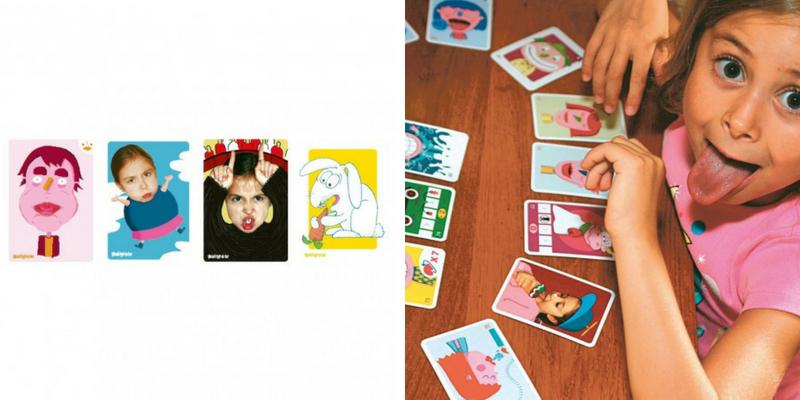 Le jeu de cartes Amuz'Bouche