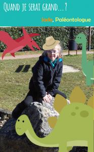 Jade paleontologue