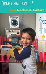 Luca Ministère des machines