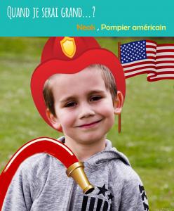 Neal Pompier américain