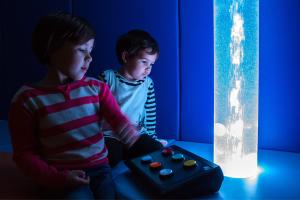 salle multi-sensorielle interactive