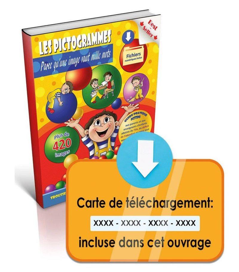 Les pictogrammes 1 Editions Milmo