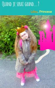 Lilou princesse