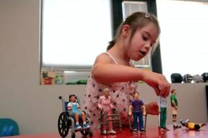 figurine handicap -3