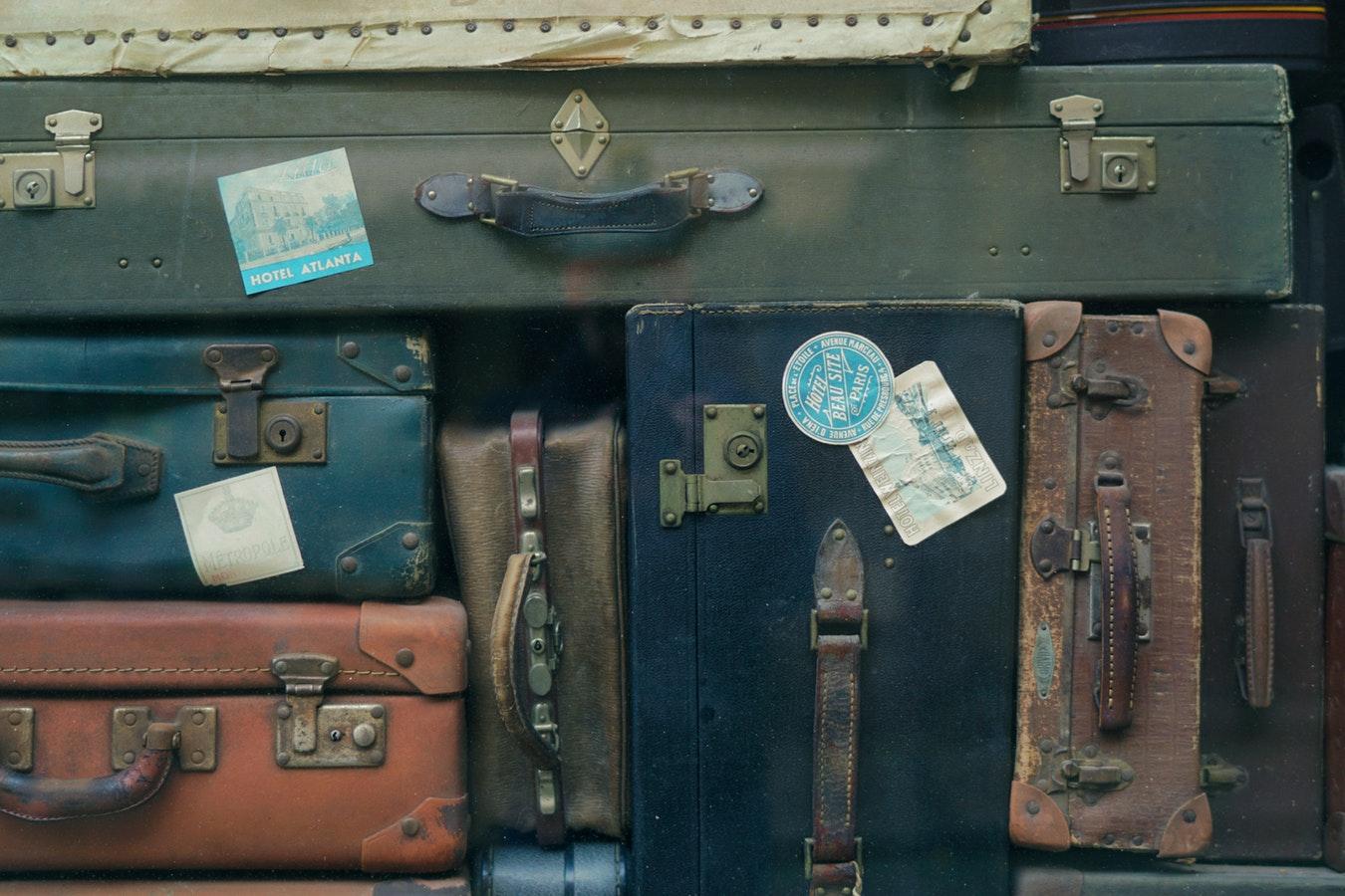 maletas para las vacaciones