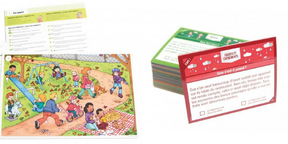 Jeux Hop Toys : Inférence