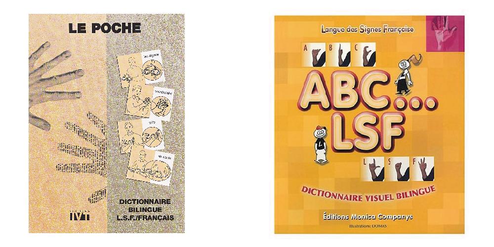 Livres LSF