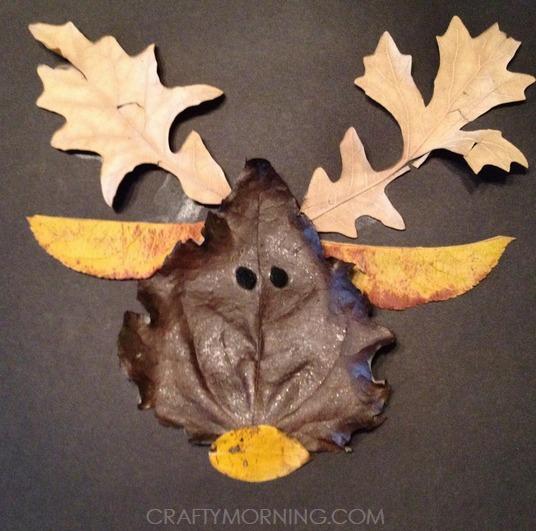 rennes en feuilles d'automne