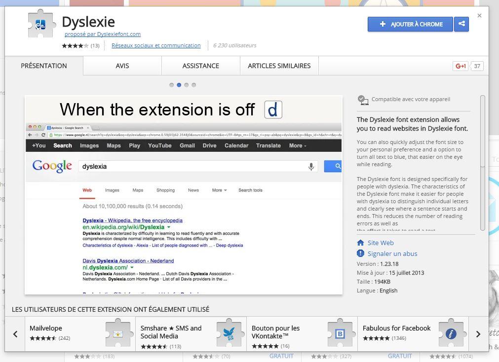 dyslexie,police,télécharger