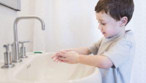 lavage de main