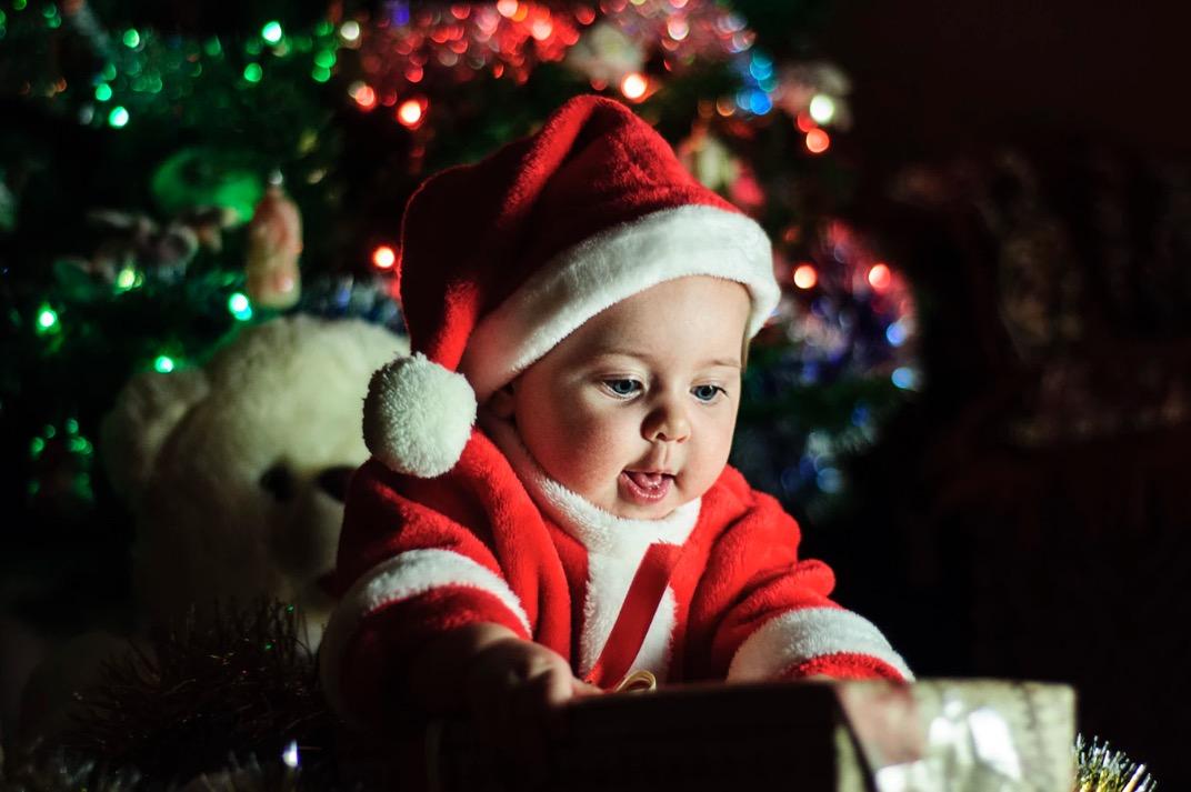 Gérer la colère de son enfant lors de Noël