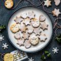 La recette des sablés de Noël illustrée
