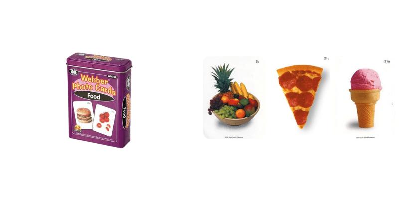 Alimentos - webber