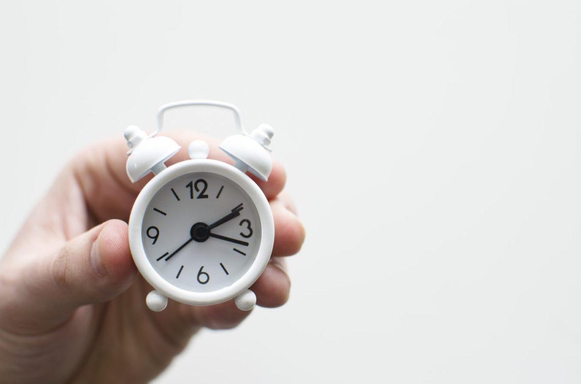 Petite horloge - apprendre à lire l'heure