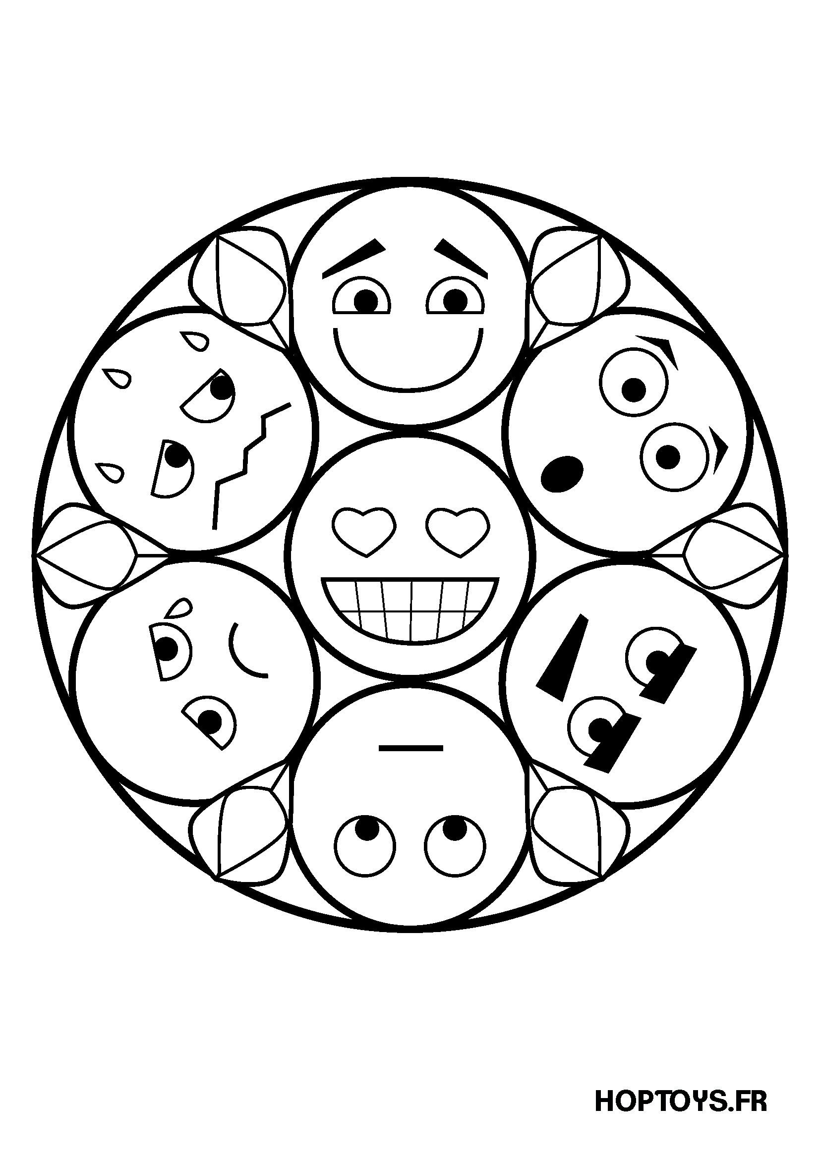 Actividades de mandalas para colorear descargables hop for Mandalas ninos