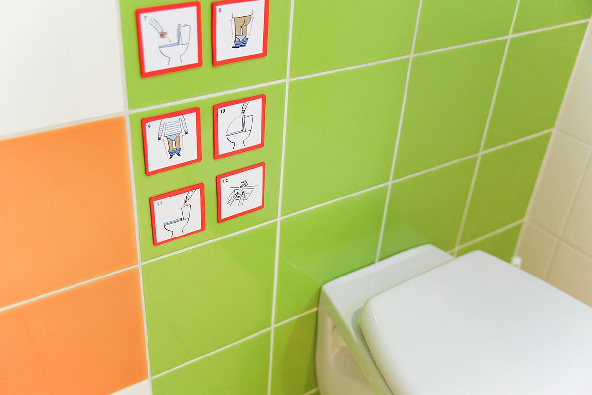 pictogrammes toilettes