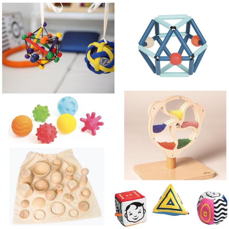 jouets sensoriels