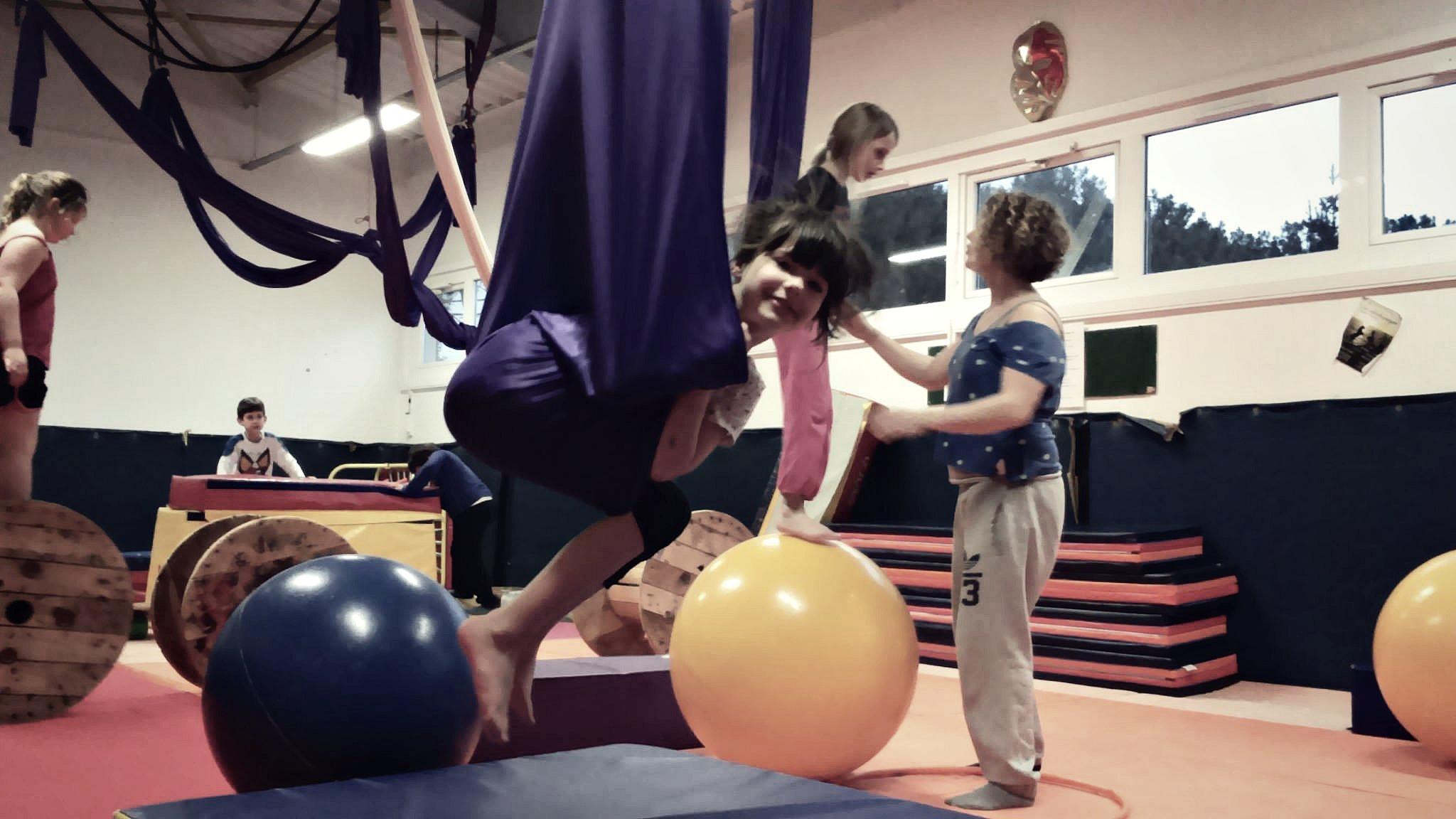 Cirque et handicap