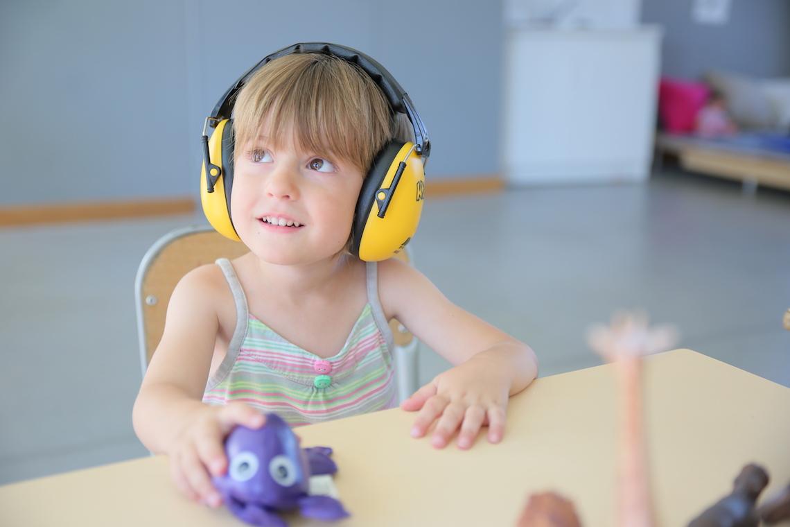 Pourquoi utiliser un casque anti-bruit chez l'enfant ?