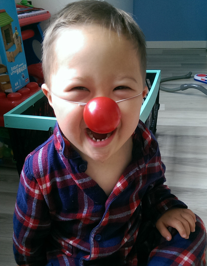 hugo-clown