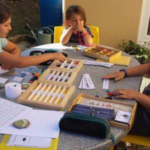 instruction en famille