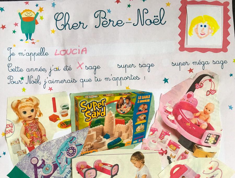 Une Lettre De Pere Noel.Telechargez La Lettre Au Pere Noel Blog Hop Toys