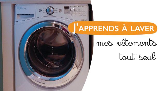 Blog hop 39 toys solutions pour enfants exceptionnels - Comment mettre une machine a laver ...