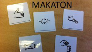 Méthode Makaton - Pictogrammes