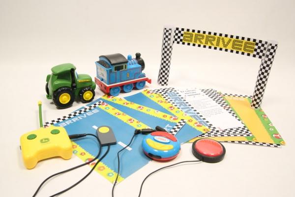 circuit de course adapté