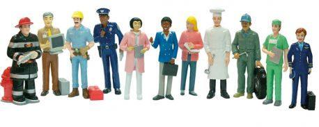 Figurines métiers