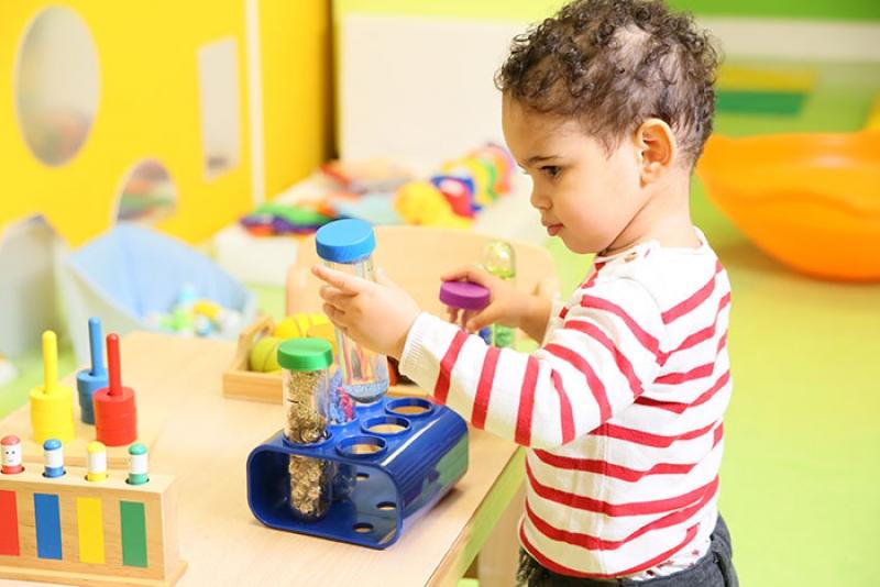 Créer des tubes sensoriels