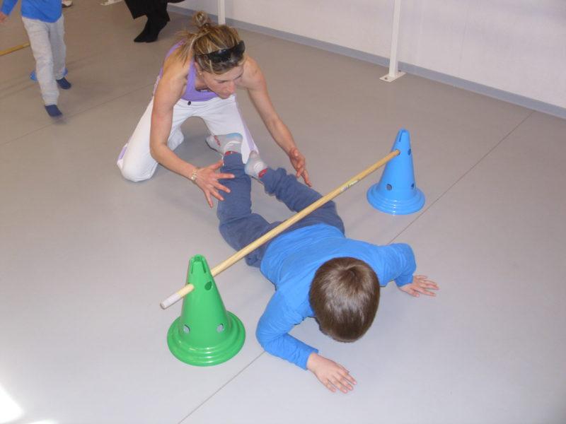 Exercice de gym n°4