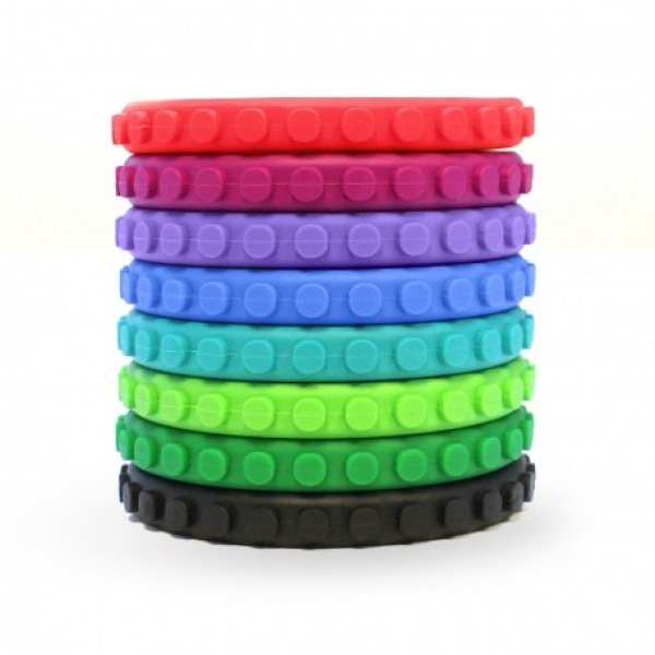 Fidget oral : bracelet de mastication