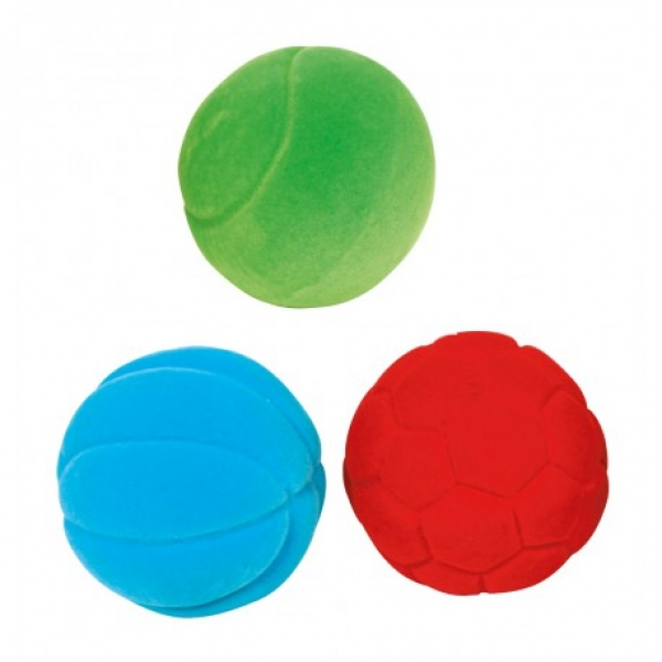 Mini balles velours