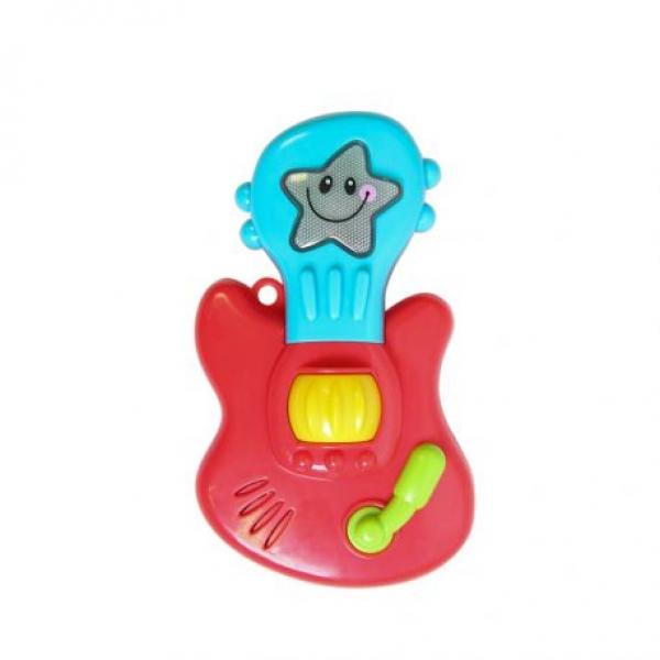 La mini-guitare musicale