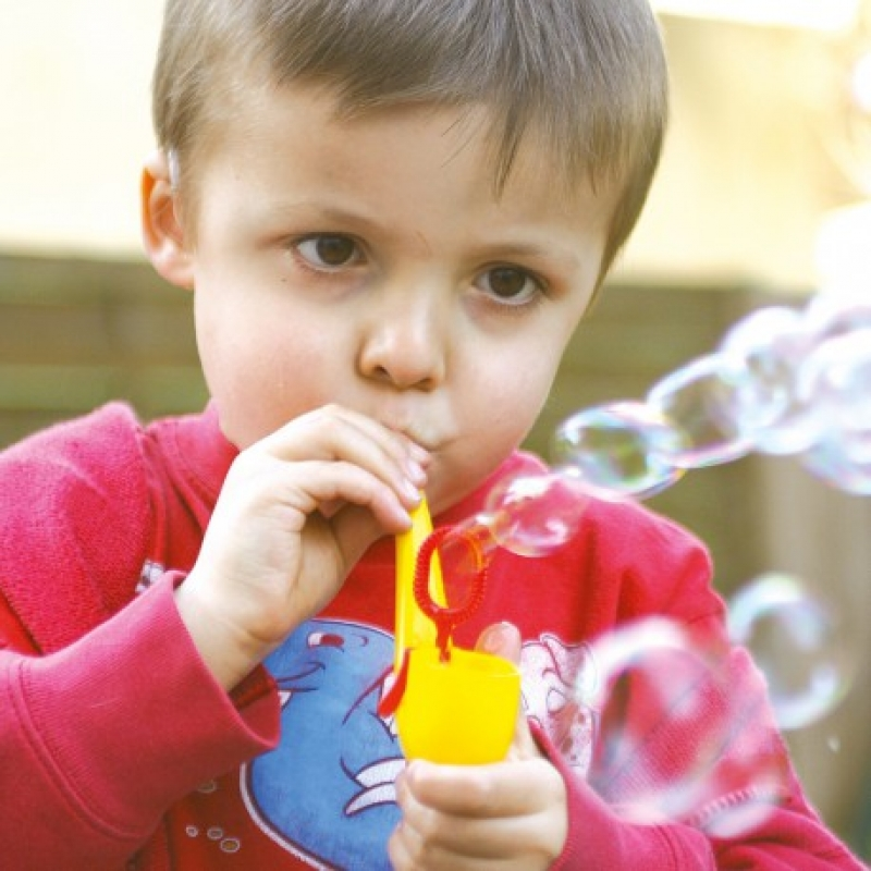 Pipe à bulles
