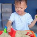 Petite Enfance activités sensorielles