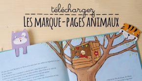 marque-pages à imprimer