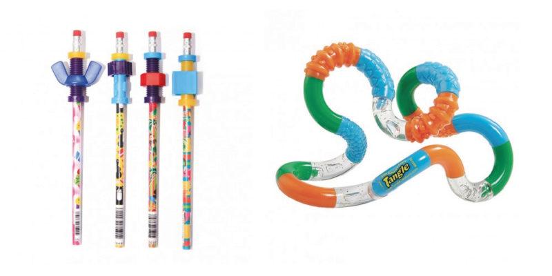 Des fidgets pour la salle de classe