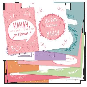 Télécharger le livre des mamans à personnaliser !