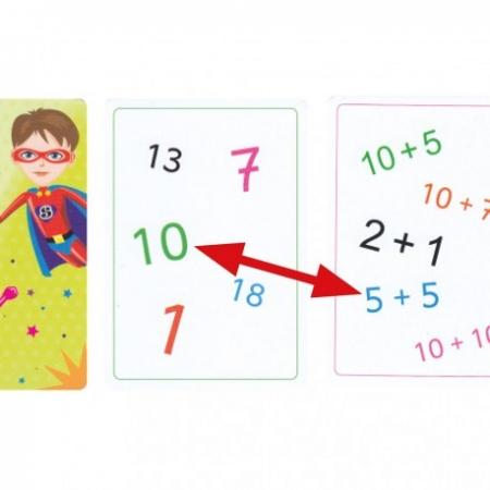 L'entraînement au calcul additif et renforcer la mémorisation des tables