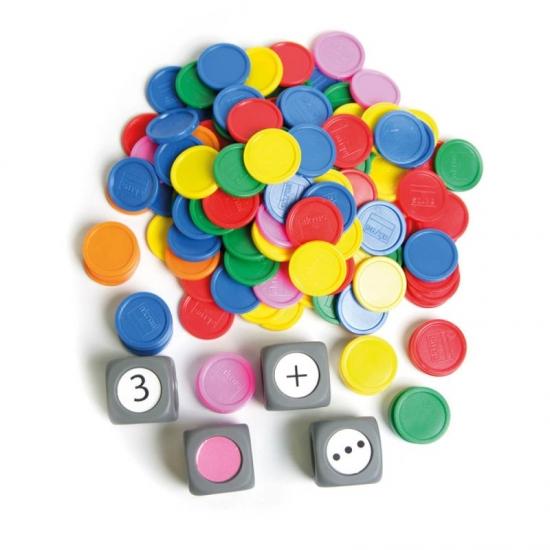 L'atelier couleurs et numération