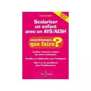 livre AVS AESH