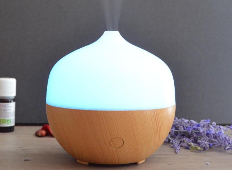 Diffuseur d'huiles essentielles pour bain sensoriel