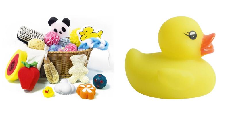 Des jeux sensoriel pour un bain sensoriel !