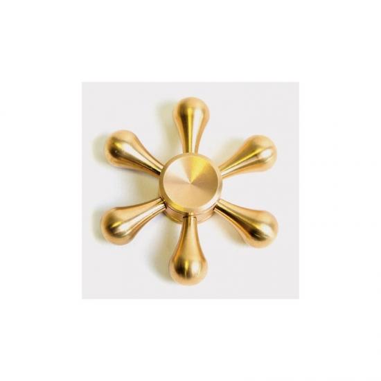 Handspinner Gold