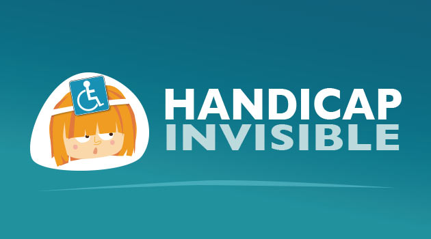 une handicapinvisible